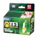 Tusz TF1 E-1304 (T1304, Ye) 16ml, nowy